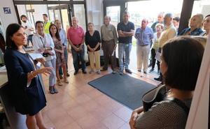 Comienzan las obras de mejora del centro cívico Callealtero