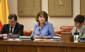 Delgado admite «falta de claridad» en el primer comunicado sobre la demanda a Llarena