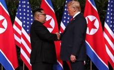 Kim Jong-un invita a Trump a una nueva reunión