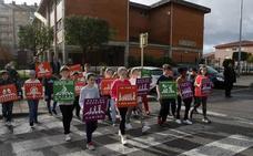 El colegio Fernando de los Ríos pide al Ayuntamiento de Torrelavega semáforos frente al centro