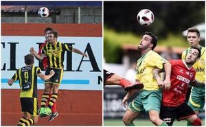 Escobedo y Tropezón se juegan el título cántabro de la Copa Federación