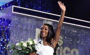 Nueva York gana el Miss América cantando ópera