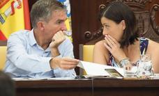 Gema Igual: «No he decidido si me presentaré a las elecciones»