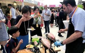 España quiere acercar sus productos gastronómicos 'gourmet' a China