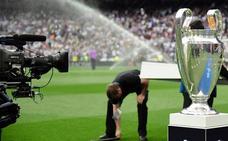 La UEFA niega que se plantee organizar la final de la Champions fuera de Europa