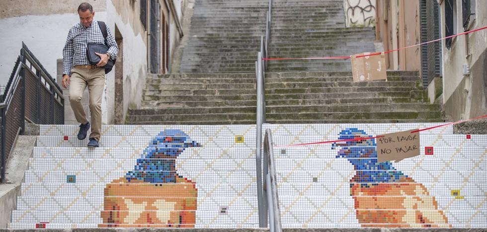 El arte urbano más humano y animal