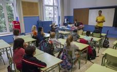 Zuloaga descarta que los colegios puedan volver a la jornada reducida el próximo junio