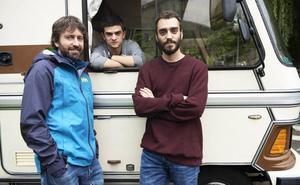 'Diecisiete' es el título de la película que Sánchez Arévalo ya rueda en Cantabria para Netflix