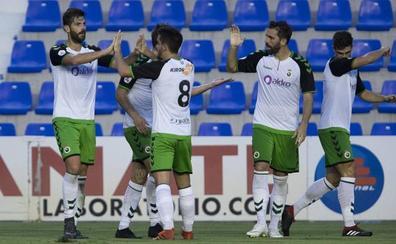 El Logroñés será próximo rival del Racing en Copa del Rey, el 17 de octubre