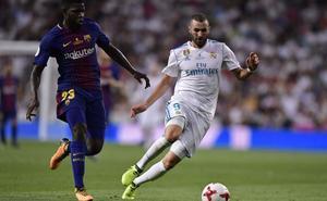Barcelona-Real Madrid, el domingo 28 de octubre a las 16:15 horas