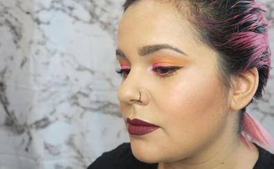 Maquillaje a todo color