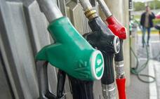 El precio de los combustibles sube en Cantabria un 11,6% en un año y el de la electricidad, un 9,3%