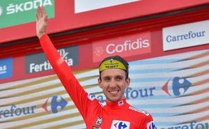 Yates deja casi sentenciada la Vuelta