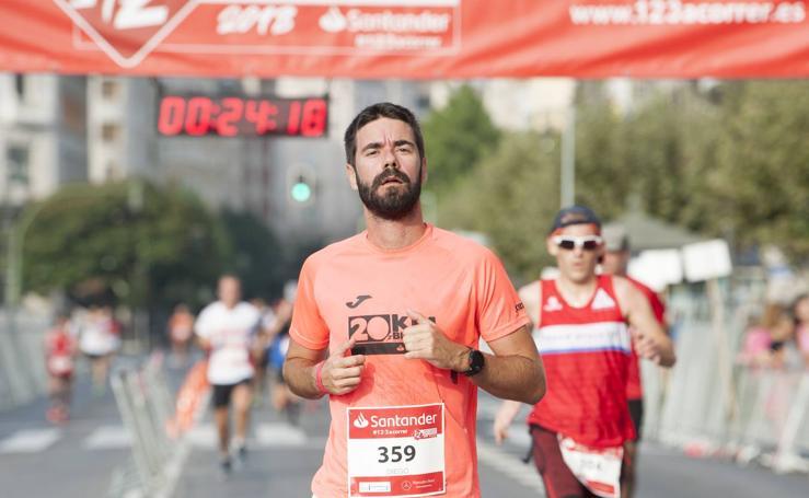 La Media Maratón de Santander