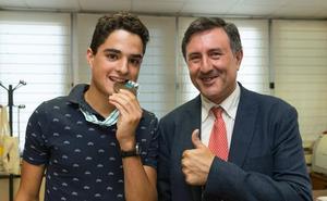 El cántabro Jorge Martín, bronce en la Olimpiada Internacional de Química