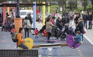 El parque de Cros acoge el próximo sábado un evento deportivo y familiar