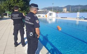 La Policía de Los Corrales investiga los repetidos ataques a las piscinas