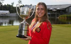 La golfista cántabra Celia Barquín presentaba heridas de arma blanca en la cabeza y el cuello