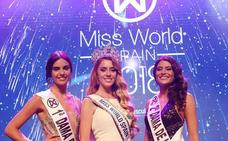 La navarra Amaia Izar, coronada 'Miss World Spain'