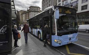Trabajos de asfaltado en Monte obligan a suspender tres paradas de la línea 18 del TUS durante cuatro días