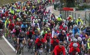 Igor Astarloa, estrella el día 22 de la cuarta 'Lebaniega Jubilar Bike'