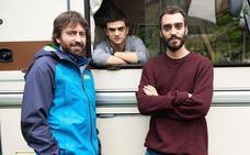 El rodaje de Sánchez Arévalo vuelve a cortar varias calles de Santander