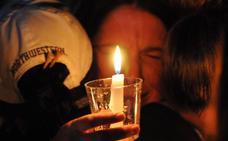 Cientos de estudiantes despiden a Celia Barquín en su universidad en EEUU