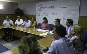 El PP nombra gestoras en El Astillero y Castro para reorganizar el partido