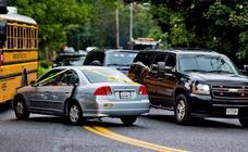 Al menos tres muertos y dos heridos por un tiroteo en Maryland