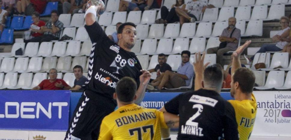 El DS Blendio viaja a Huesca en busca de su primera victoria