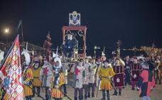 Carlos V ya descansa en Laredo