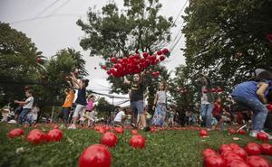 Los niños imparte una lección de fantasía en Santander