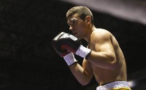 Sergio García sigue a la espera de rival para poder combatir el día 29