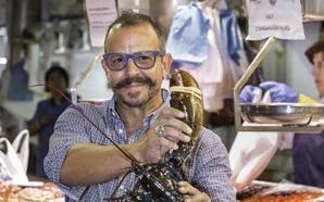 «La anchoa de Santoña triunfaría en México»