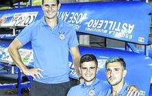 Tres hermanos en la 'San José XV'