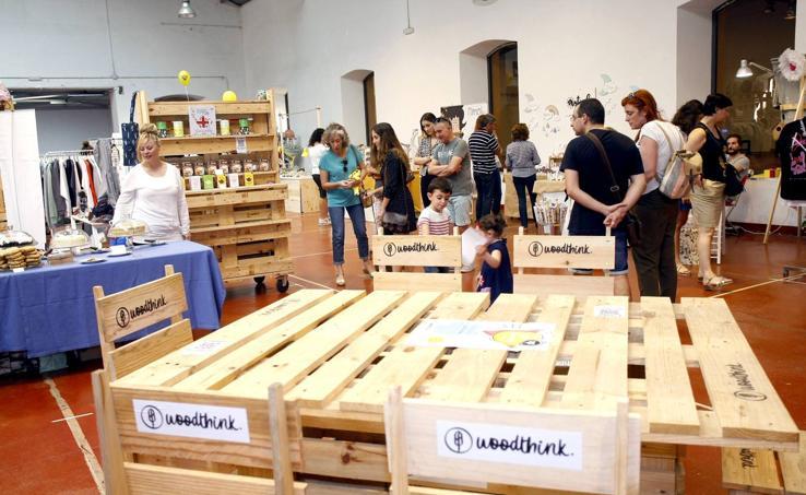 Abre en La Lechera el V Trimarket con más de 70 stands