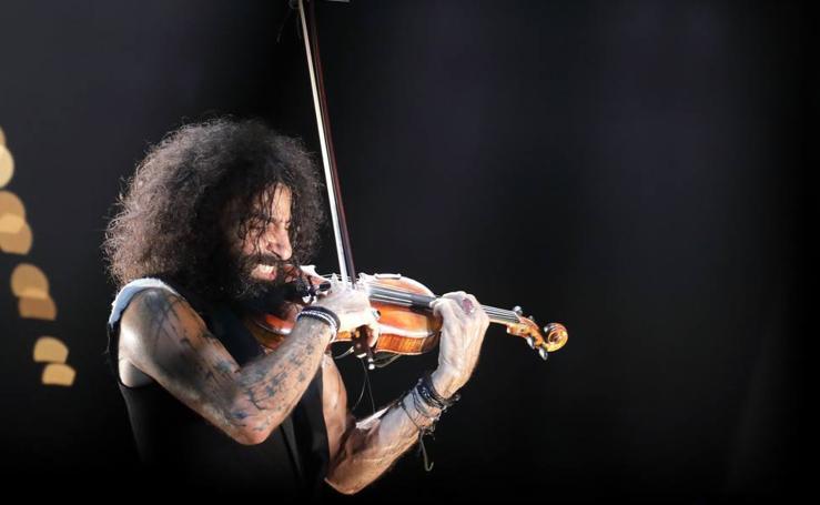El violín mágico de Malikian
