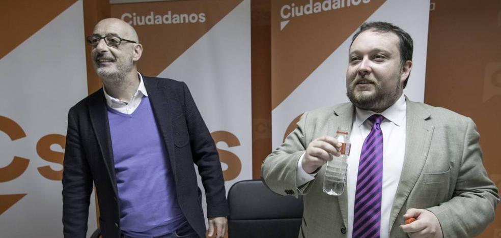 Rubén Gómez anuncia que no optará a las primarias para encabezar la lista de Ciudadanos en Cantabria