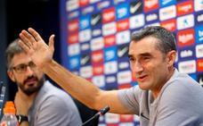 Valverde: «Me sorprende las vueltas que se están dando con el partido de Miami»