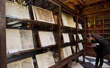 La web, lista en octubre, abre la nueva era de la Biblioteca de Menéndez Pelayo