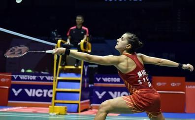 Carolina Marín conquista el Abierto de China, su cuarto título esta campaña