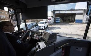 Inspección de Trabajo considera que el TUS tiene a 50 conductores contratados en «fraude de ley»