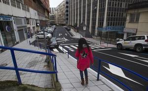 Concluyen las obras de mejora urbana en el último tramo de Tres de Noviembre