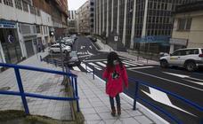 Así ha quedado la calle Tres de Noviembre tras las obras