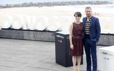 Ryan Gosling presenta 'First Man' en San Sebastián