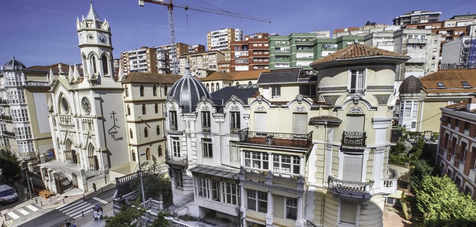 El nuevo hotel en dos palacetes de la calle del Sol tendrá 19 habitaciones