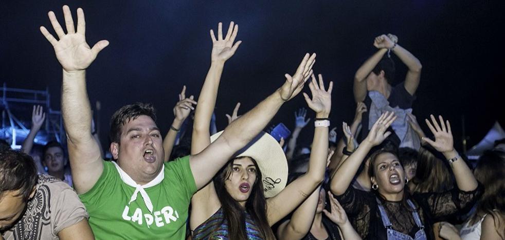 El Ayuntamiento estudia sancionar a David Guetta o La Campa para «resarcir» a los afectados