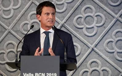 Manuel Valls será candidato independiente a la alcaldía de Barcelona