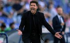Simeone se quita la presión ante otro argentino ilustre