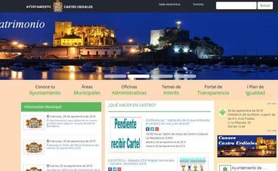 El PSOE acusa a CastroVerde de usar la web municipal como medio de propaganda política